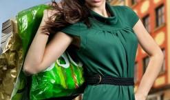 La couleur vert émeraude