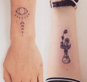 Tatouage discret : les petits tattoos sont très tendances en ce moment