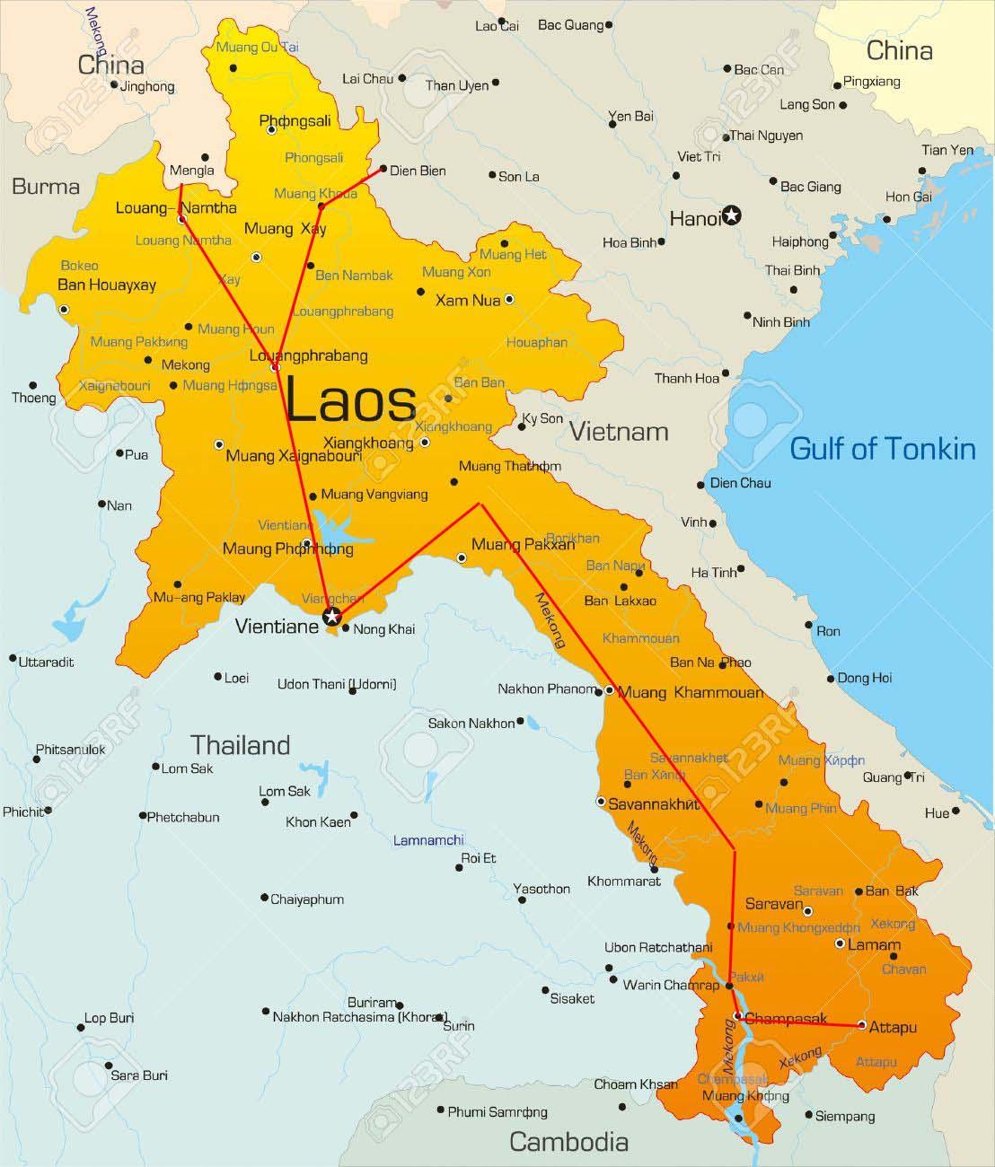 LaosVo : réservez un voyage au Laos dès maintenant