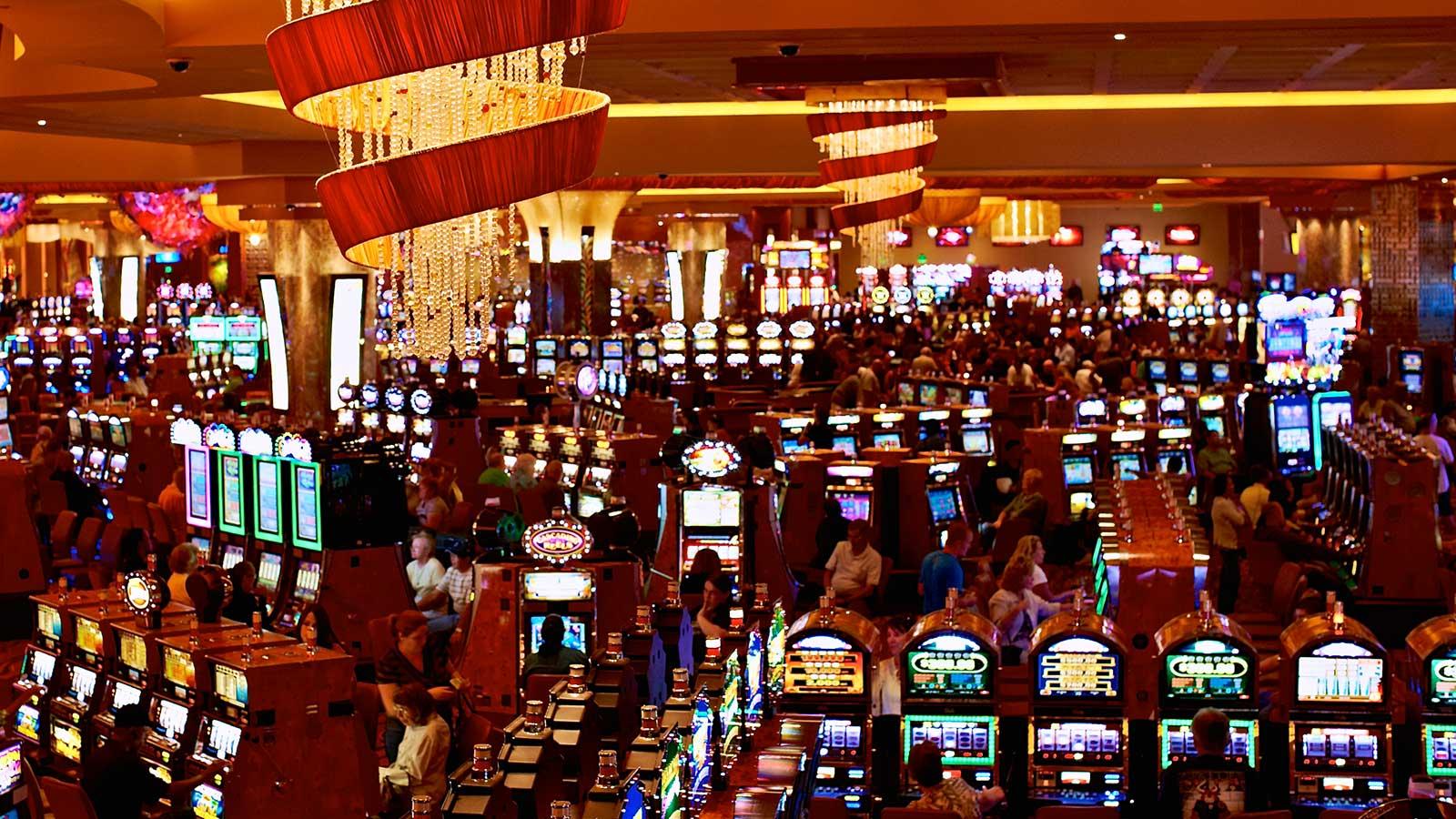 Accéder aux jeux casino à partir d'un Smartphone